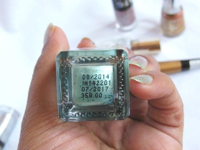Revlon Parfumerie Scented Nail Enamel Wintermint Price