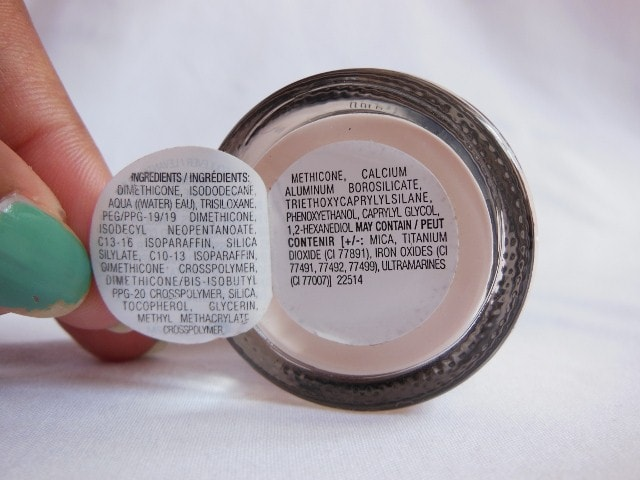 Revlon Photoready Perfecting Primer Ingredients