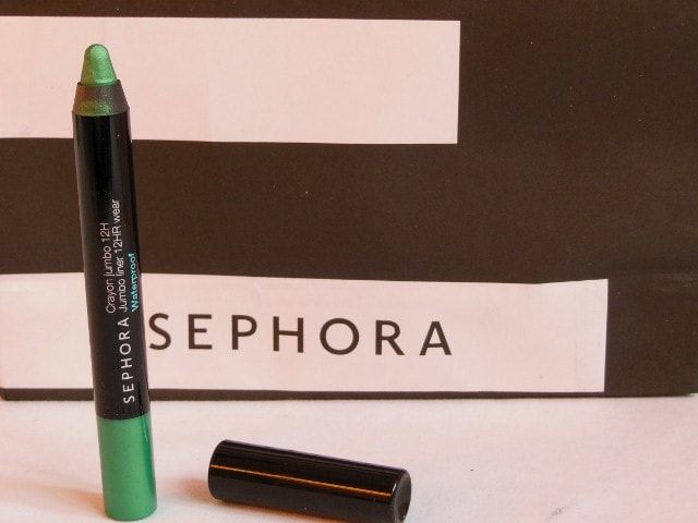 Sephora Waterproof Jumbo Liner Green