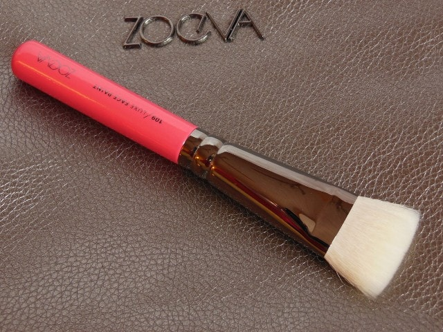 Zoeva 109 Luxe Face Paint Brush Review