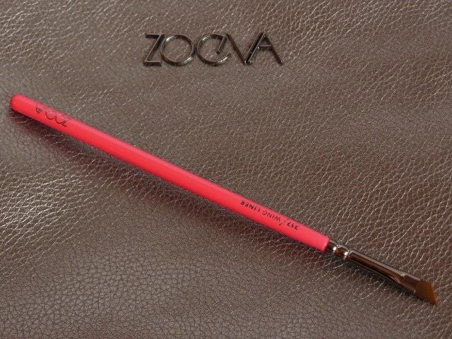 Zoeva 317 Wing Liner Brush Review