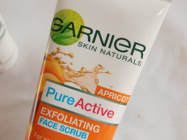 Garnier Pure Active Exfoliating Face Scrub