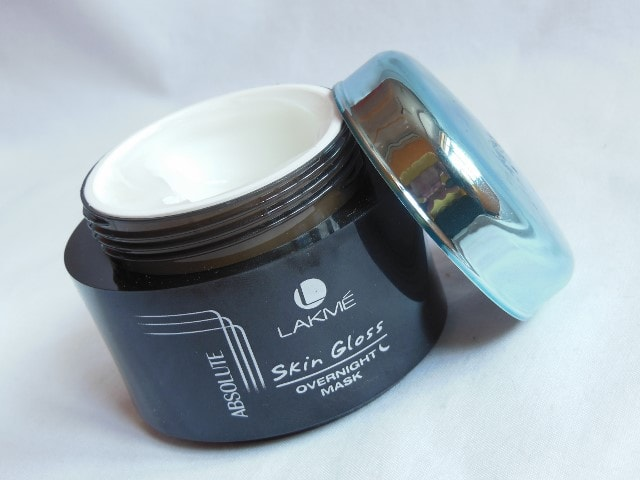 Lakme Gloss Overnight Mask Review