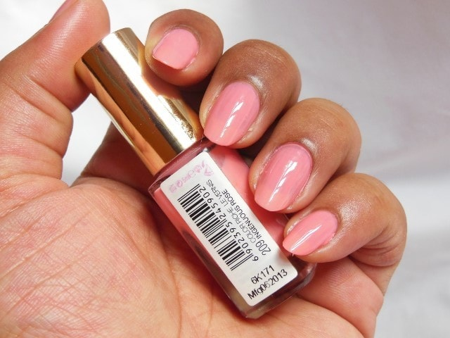 L'oreal Paris Color Riche le Vernis Ingenuous Rose