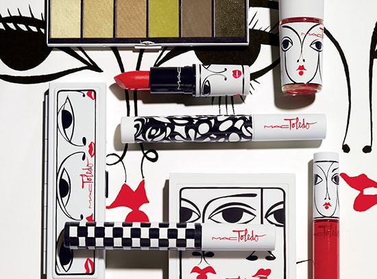 Mac toledo Collection 2015