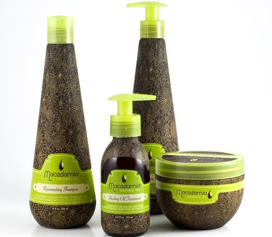 Macadamia Hair Noursihing Hair Car range