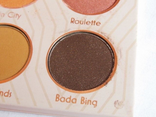Makeup Geek Vegas Lights Eye Shadow Palette- Bada Bing