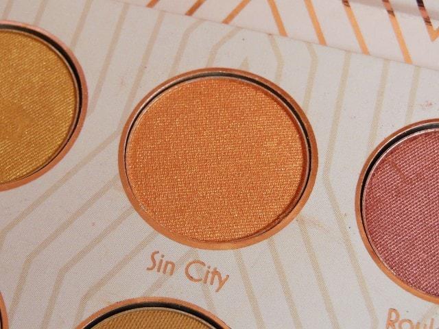 Makeup Geek Vegas Lights Eye Shadow Palette - Sin City