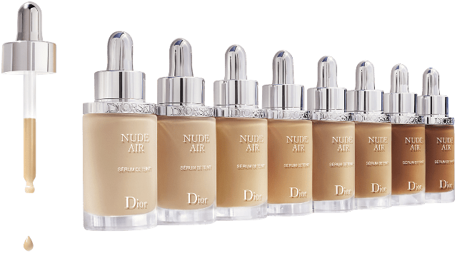 Makeup Giveaway -Diorskin Nude Air Foundation
