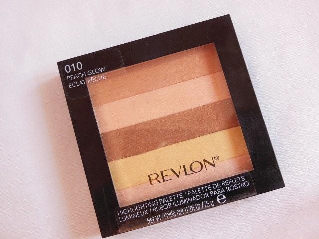 Makeup Goodies - Revlon Shimmer Brick