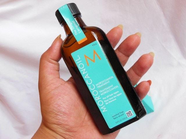 Moroccan Oil Treatment Bottle