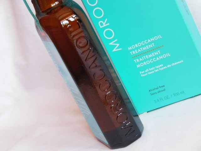 Moroccan Oil Treatment Packaging
