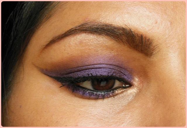 Rimmel ScandalEyes Eye Shadow Crayon Paranoid Purple Eyes