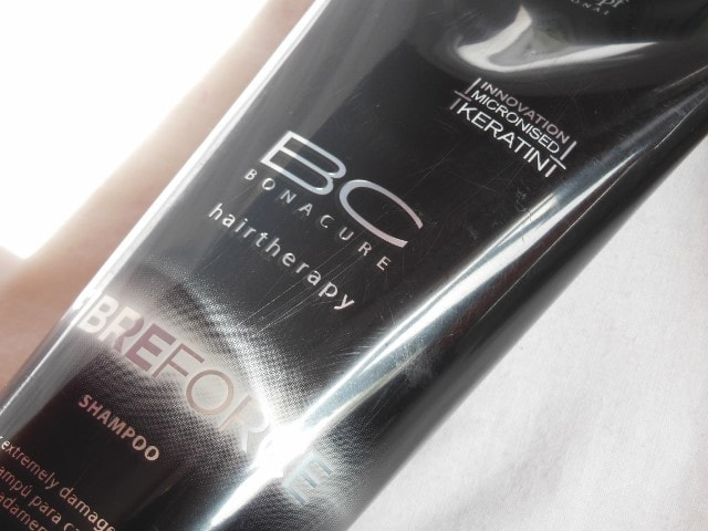 Schwarzkopf Bonacure BC Fibre Force Shampoo