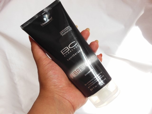 Schwarzkopf Bonacure Fibre Force Shampoo Review