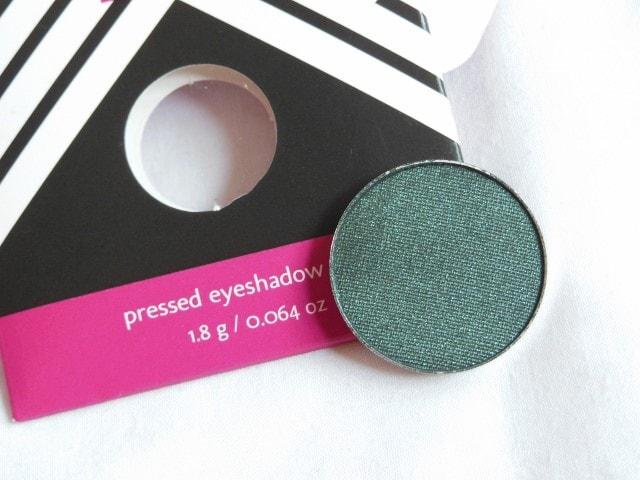 Sneak Peek -Makeup Geek Pressed Powder Eye Shadow Envy