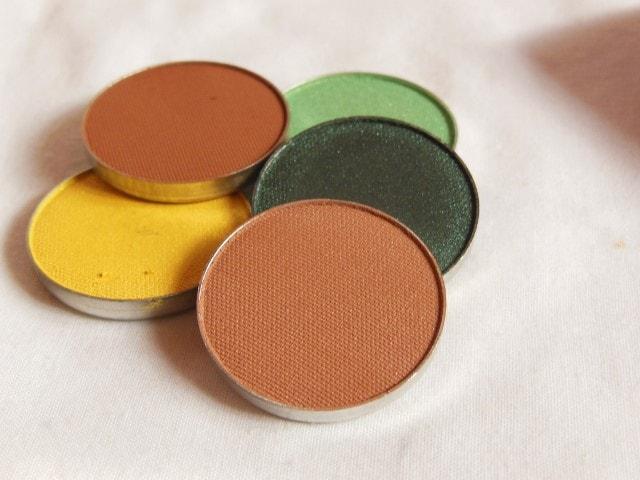 Sneak Peek -Makeup Geek Pressed Powder Eye Shadow Frappe