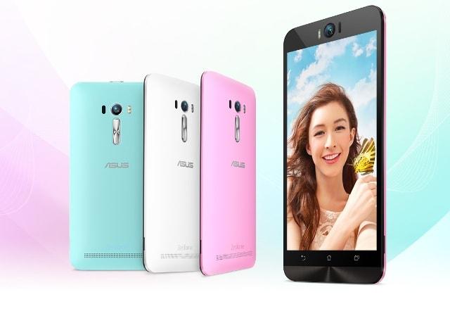 Asus Zenfone Selfie Colors