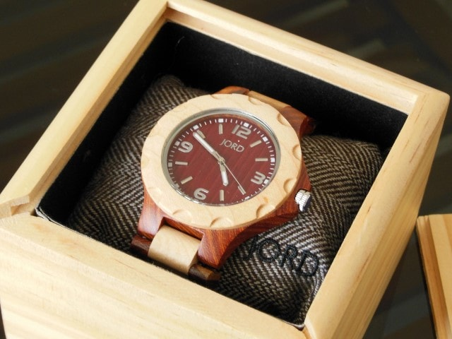 Jord Wooden Watch- Sully Series