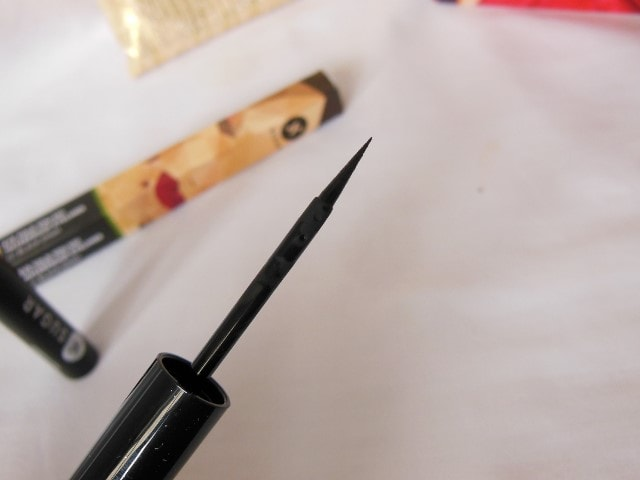 Sugar Eye Told You So! Waterproof Eyeliner-Black Swan Applicator