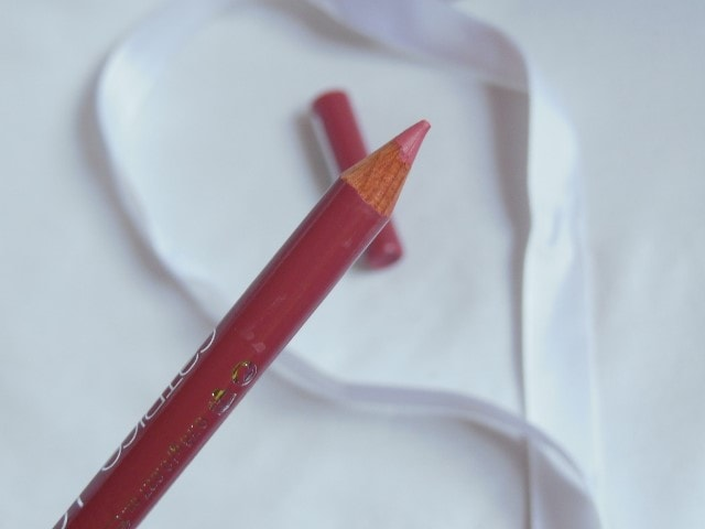 Catrice Long Lasting Lip Pencil - Thats what Rose Wood Do Review