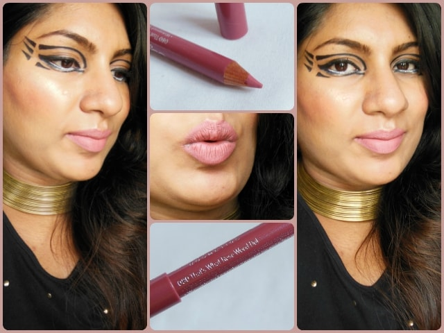 Catrice Long Lasting Lip Pencil in Thats what Rose Wood Do Look