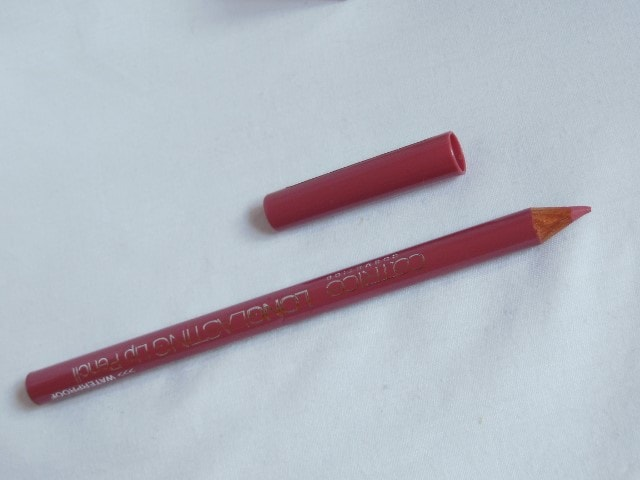 Catrice Long Lasting Lip Pencil in Thats what Rose Wood Do