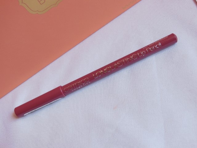 Catrice Long Lasting Lip Pencil