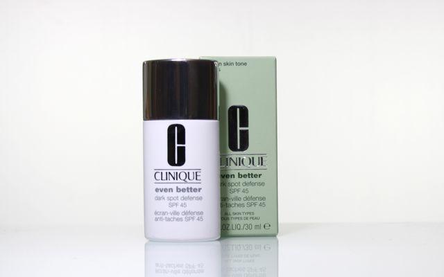 Clinique Even Better Dark Spot Defense Sunscreen SPF 45