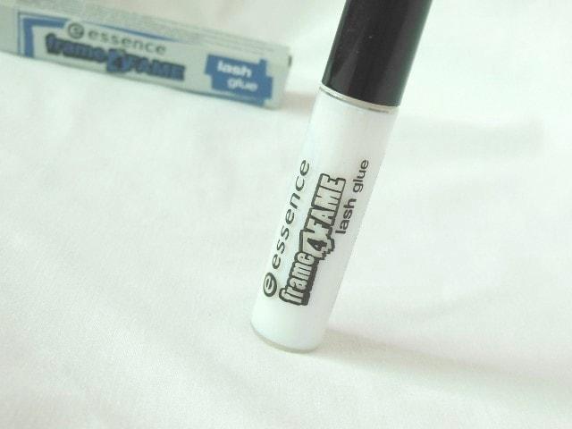 Essence Frame4Fame Lash Glue Packaging