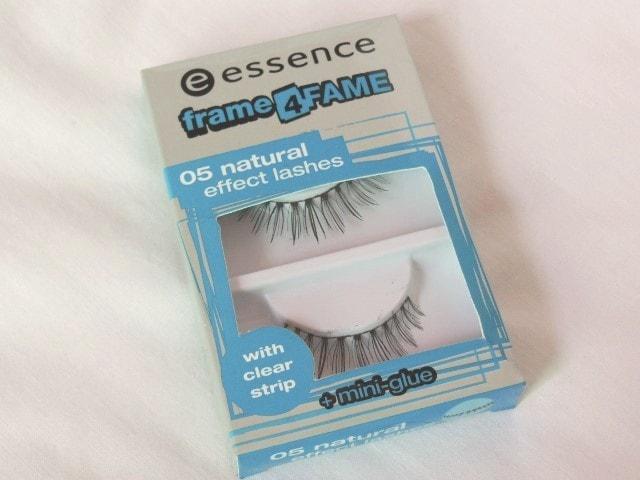 Essence Frame4Fame Lashes - Natural Effect 05