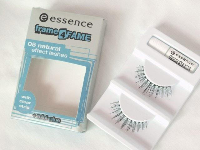 Essence Frame4Fame Lashes - Natural Effect