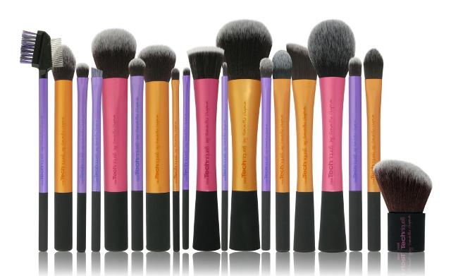 Makeup Brushes Brands in India- Real Techniques