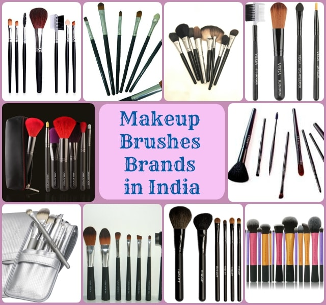 10 Makeup Brush Brands in India - Beauty, Fashion, Lifestyle blog | Beauty, Fashion, Lifestyle blog