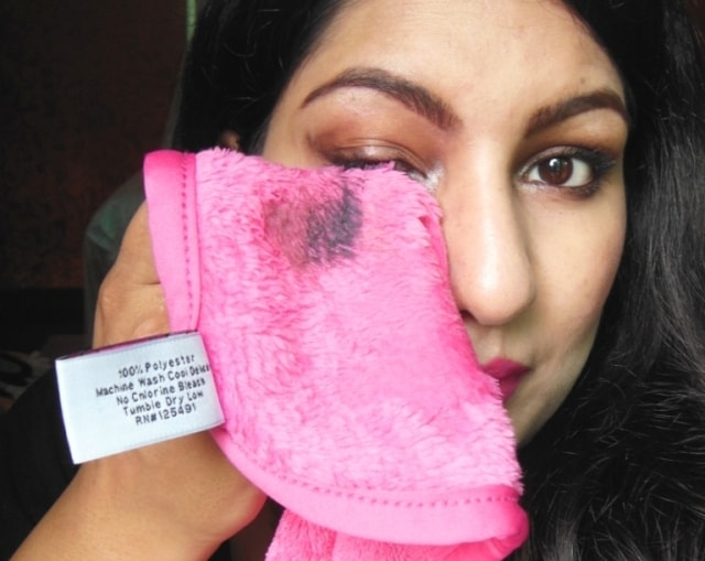 Makeup Eraser Removing Eye Makeup