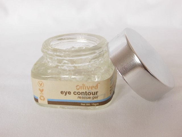Omved Eye Contour Rescue gel Review