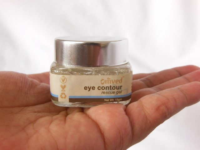 Omved Eye Contour Rescue gel