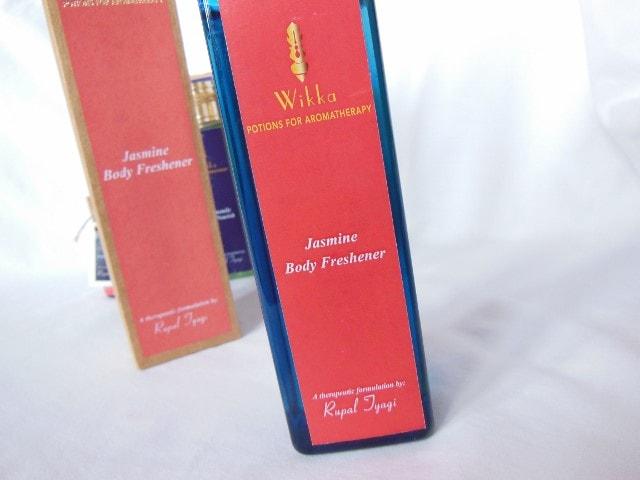 Wikka Jasmine Face and Body Freshener