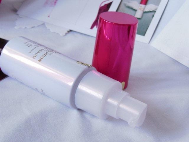 Za perfect Solution Youth Whitening Serum Pump