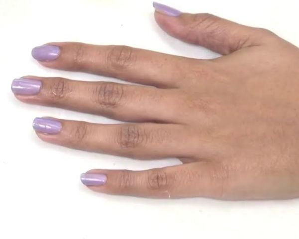 Do It Yourself- Ombre Nail Art Step 1