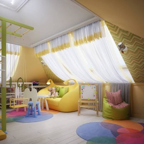 Dream House Kids Room