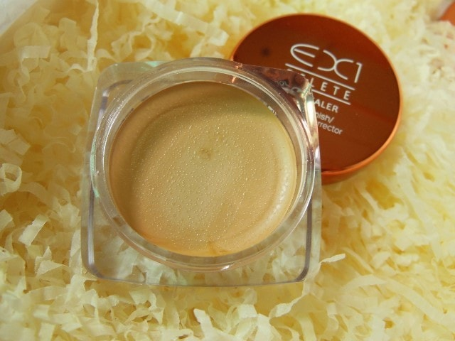 Ex1 Cosmetics Delete Concealer Anti Blemish - Dark Circle Corrector Review