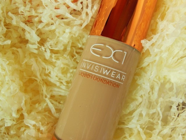 Ex1 Cosmetics Invisiwear Liquid Foundation