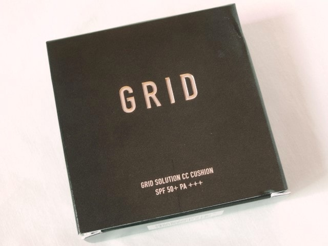 Grid Solution CC Cushion SPF50
