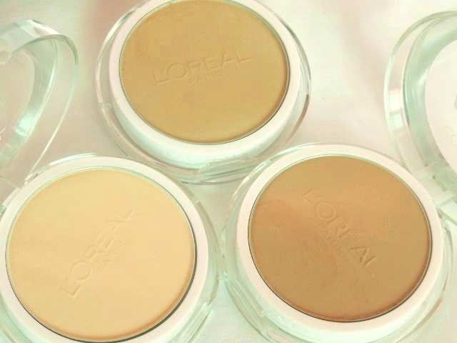 L'Oreal Mat Magique All In One Tranforming Powder SPF 34 Shades