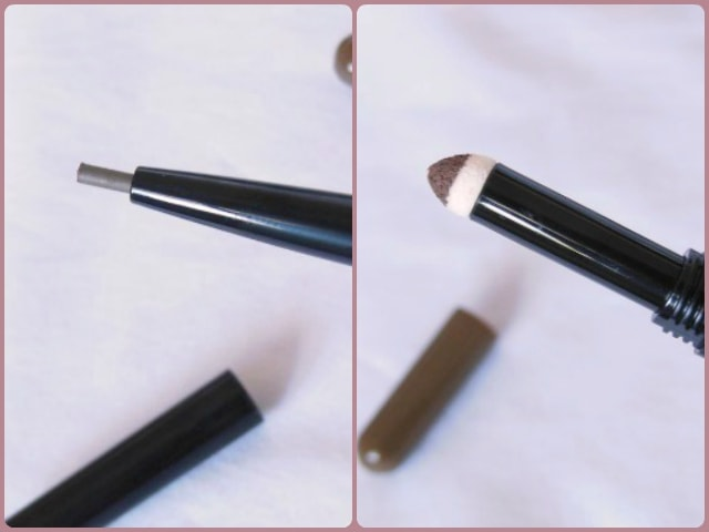 Maybelline Fashion brow Duo Shaper Brown Pencil and Sponge