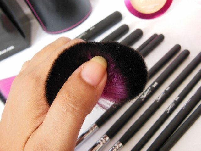 Sedona Lace 12 Piece Synthetic Professional brush Set- 376 Powder Brush