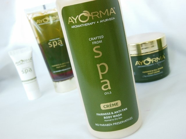 Ayorma Spa Fairness and Anti-tan Body Wash Review