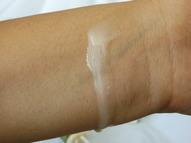 Ayorma Spa Fairness and Anti-tan Body Wash Swatch