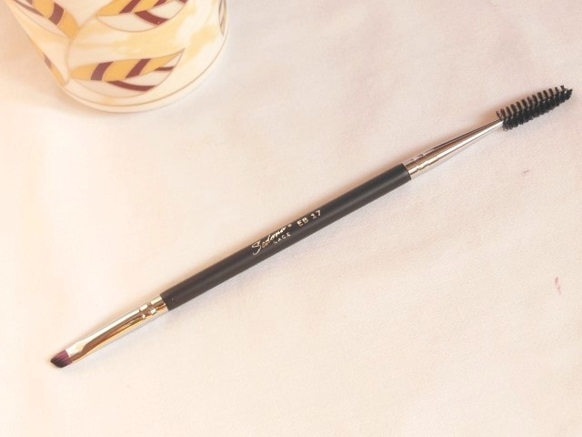 Sedona Lace Makeup Brush - Brow Spoolie Duo EB 17